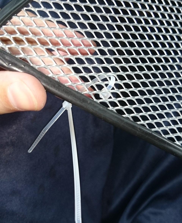 Защита решетки радиатора своими руками