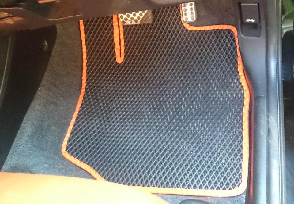 ковры honda fit