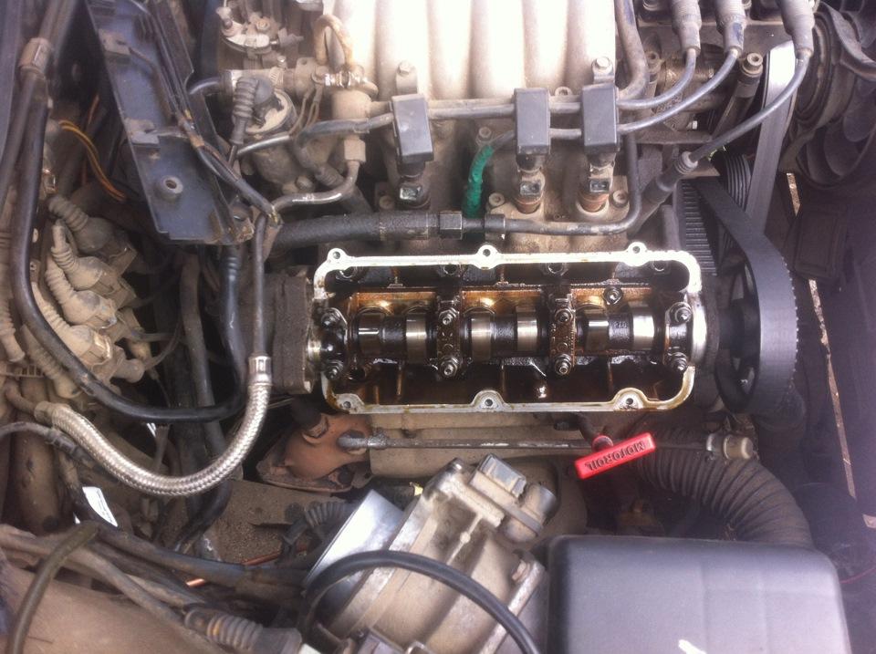 Замена маслосъемных колпачков и чистка коллектора.Нужна помощь! - бортжурнал Audi 100 1991 года на DRIVE2