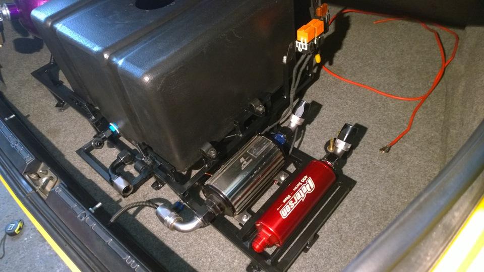 Hx55 › бортжурнал › топливная система
