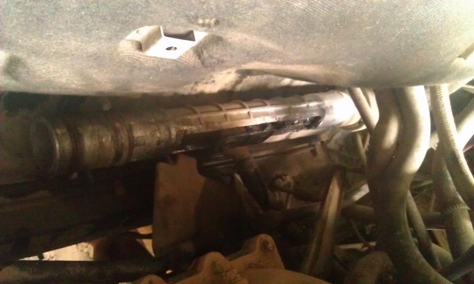 Фото №14 - замена пыльника рулевой рейки ВАЗ 2110