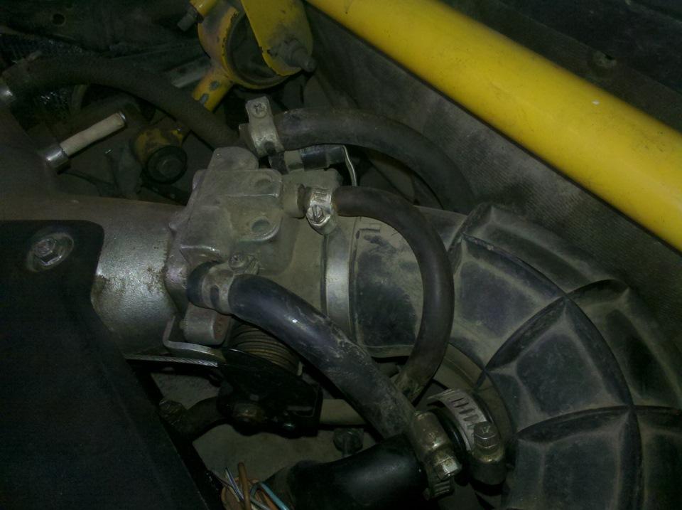 Фото №23 - дроссельная заслонка ВАЗ 2110 ремонт