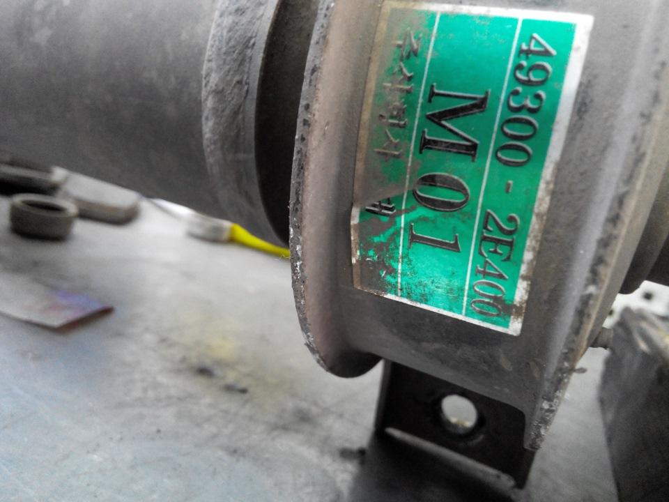 Замена подшипника ступицы заднего колеса на ВАЗ 2110