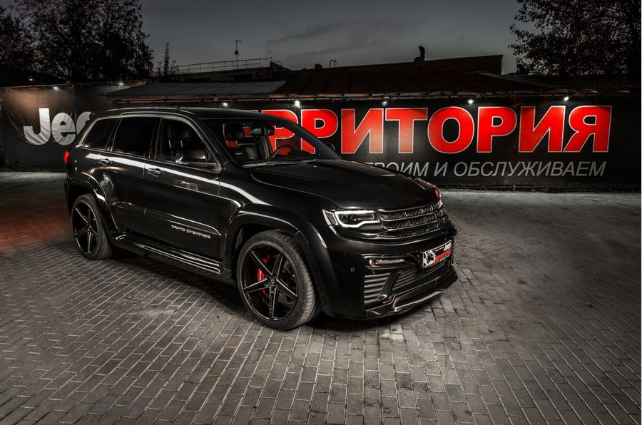 tyrannos tyrannos srt logbook jeep grand cherokee srt. Black Bedroom Furniture Sets. Home Design Ideas
