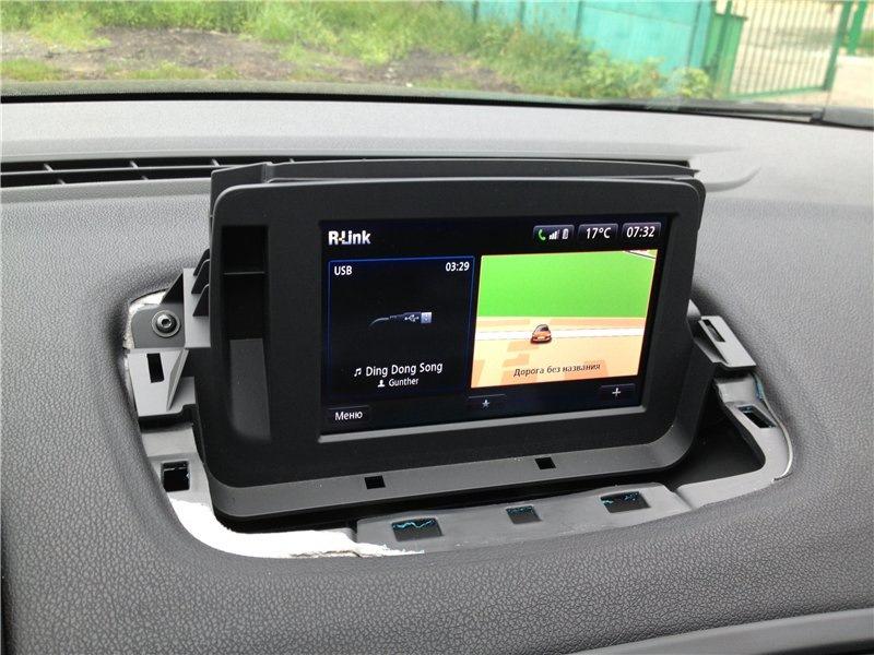 kak обновить navitel в road-rover renault fluence