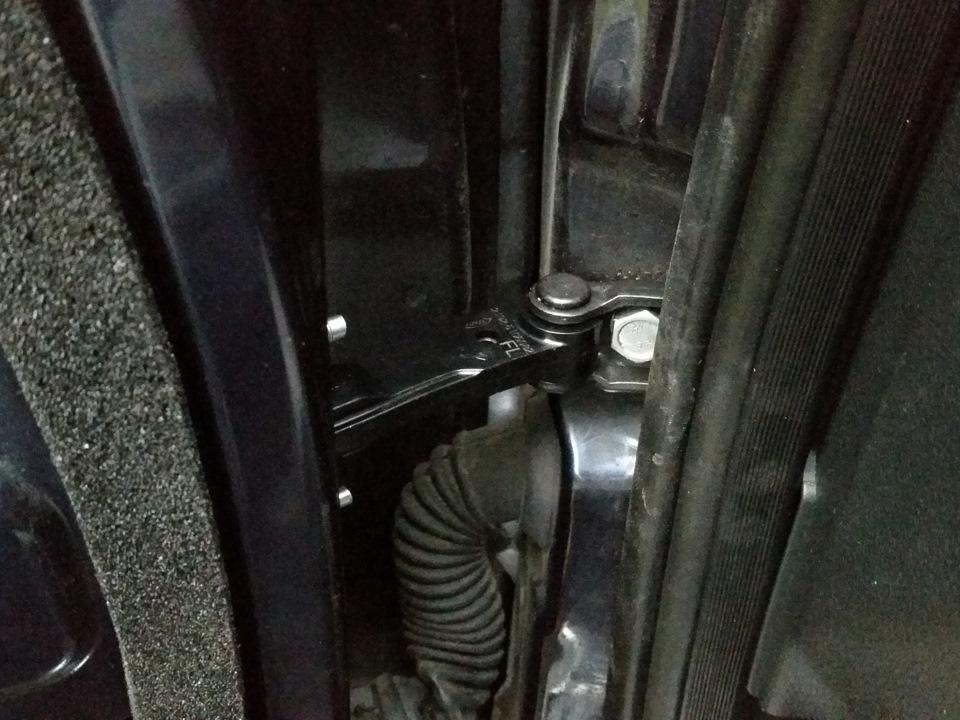 ограничители дверей на гранту нового образца - фото 7
