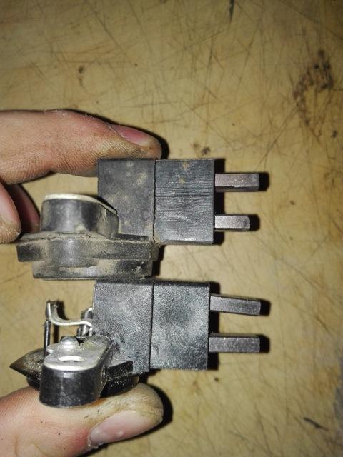 Как заменить щетки генератора ваз 2115 - Foto-lis.ru