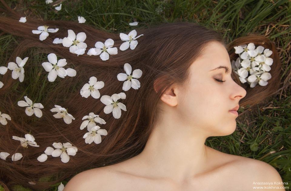 Женщина весна - красивые картинки (37 фото) • Прикольные картинки ...   629x960