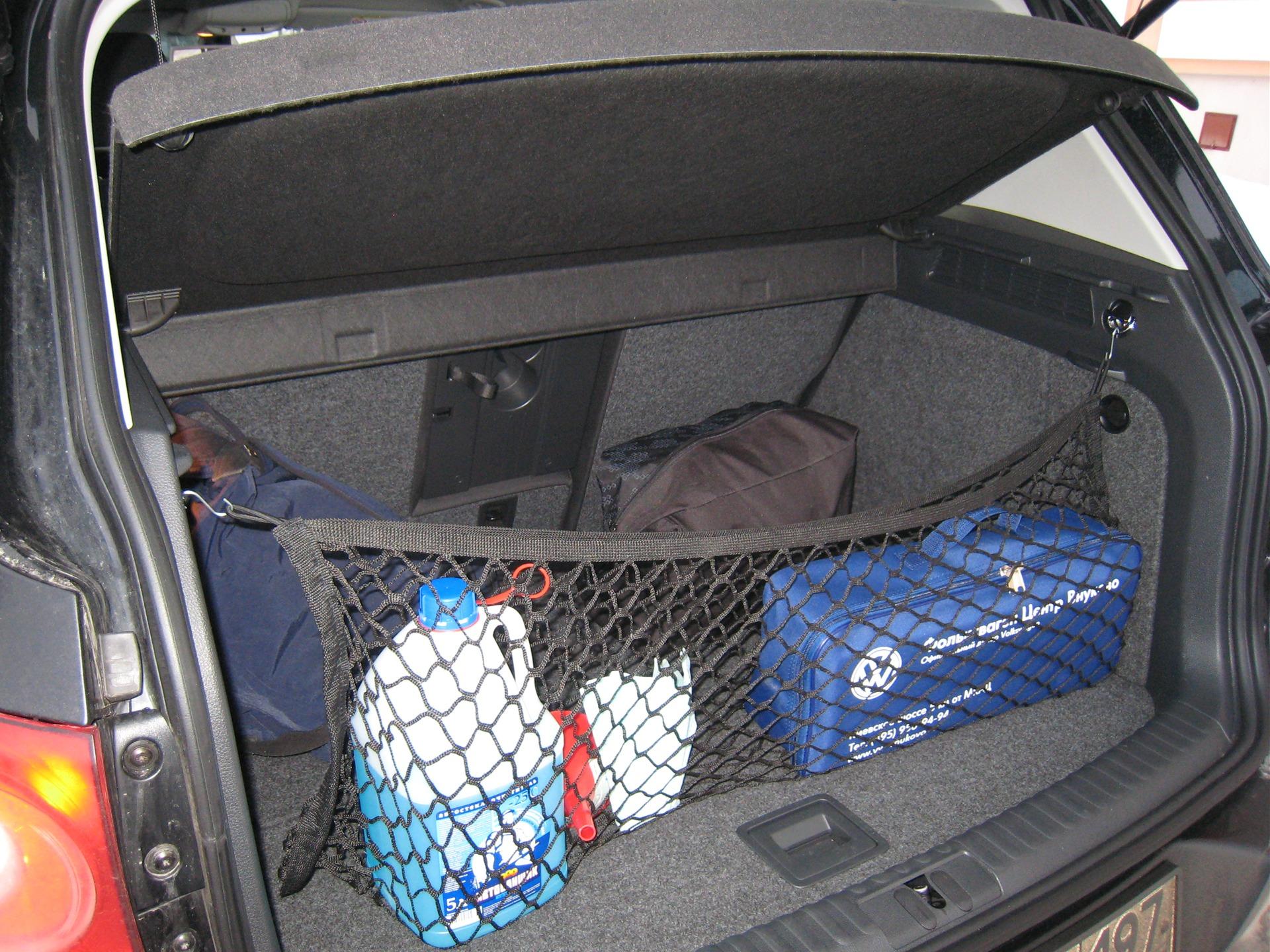 Сетка на багажник своими руками 924