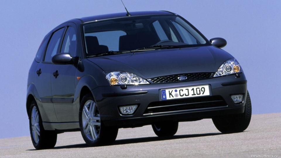 как выбрать дизельный ford focus 1