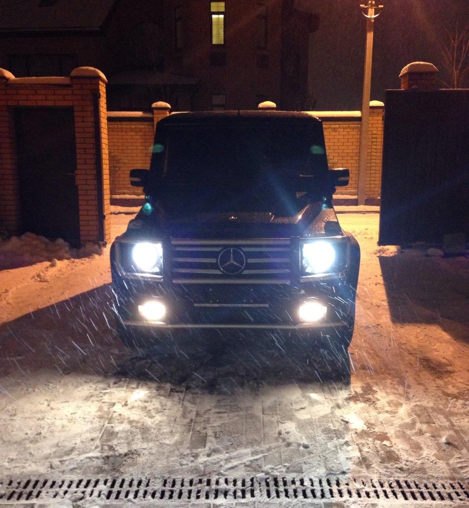 гелик зимой ночью фото фото