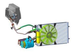 Установка кондиционера на ладу гранту стандарт сплит системы lessar в краснодаре цена