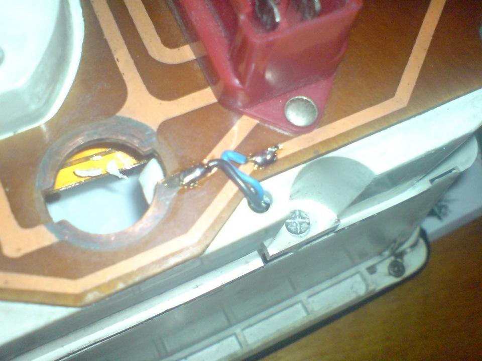 Фото №15 - не горит лампа заряда аккумулятора при включении зажигания ВАЗ 2110