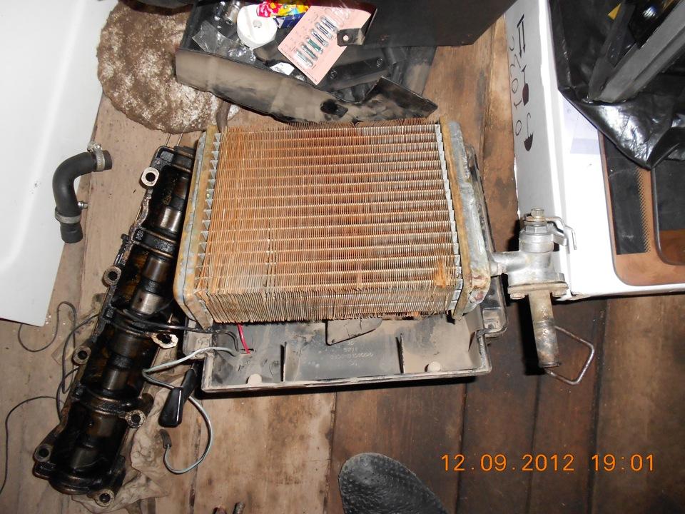 Фото №33 - чистка радиатора ВАЗ 2110