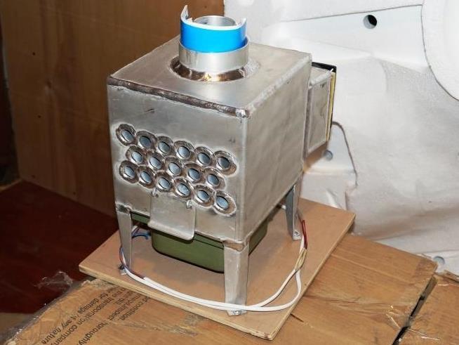 Обогрев палатки теплообменником Кожухотрубный теплообменник Alfa Laval VLR12x22/129-6,0 Мурманск