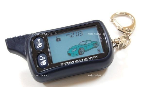 Tomahawk TW-9030.  Руководство пользователя и инструкция по установке.Инструкции сигнализации Tomahawk (Томагавк...
