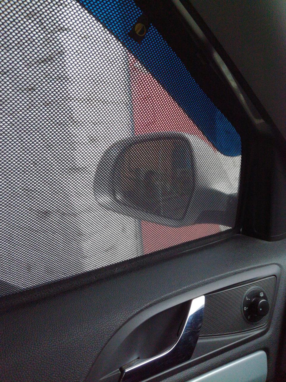 Как сделать шторки на автомобильные стекла своими руками