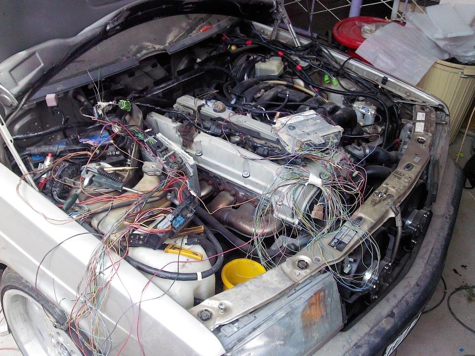 у вас 4 цилиндровый мотор,