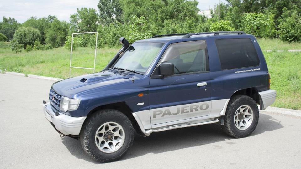 Mitsubishi Pajero 2 8 TDi | DRIVE2