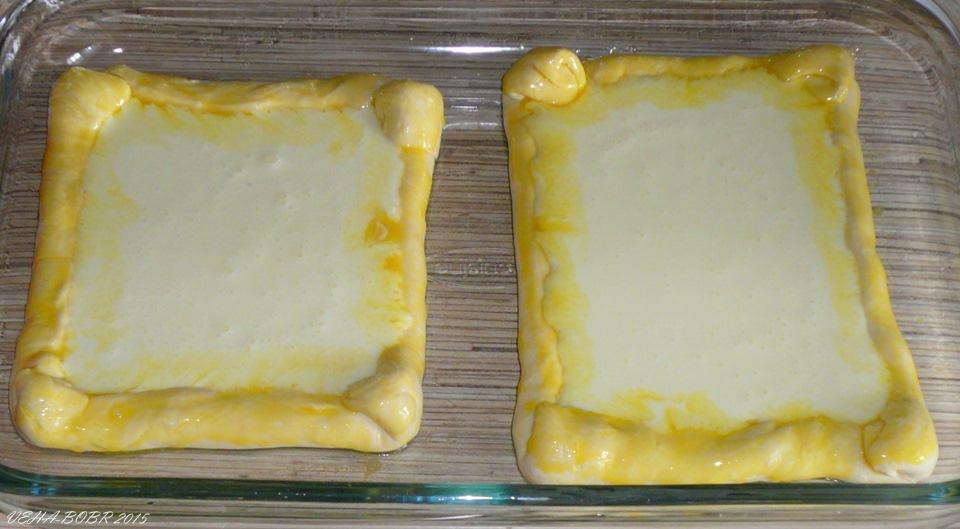 ватрушка со сметаной рецепт с фото