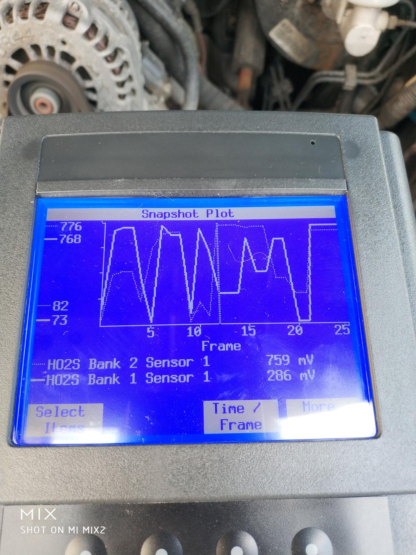 Fuel Trim System Lean Bank 1