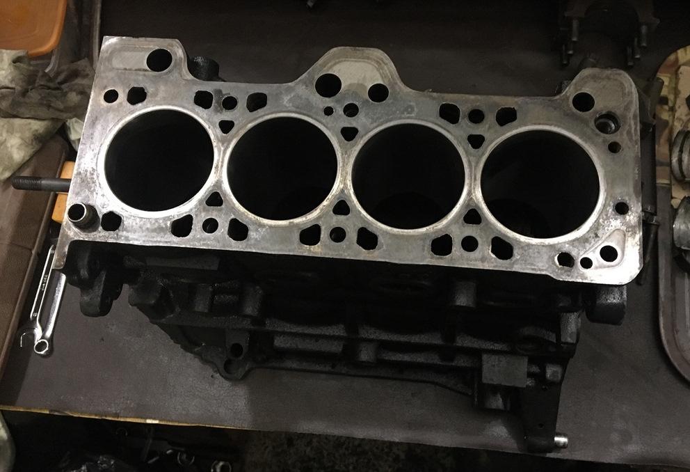Как сделать ремонт двигателя