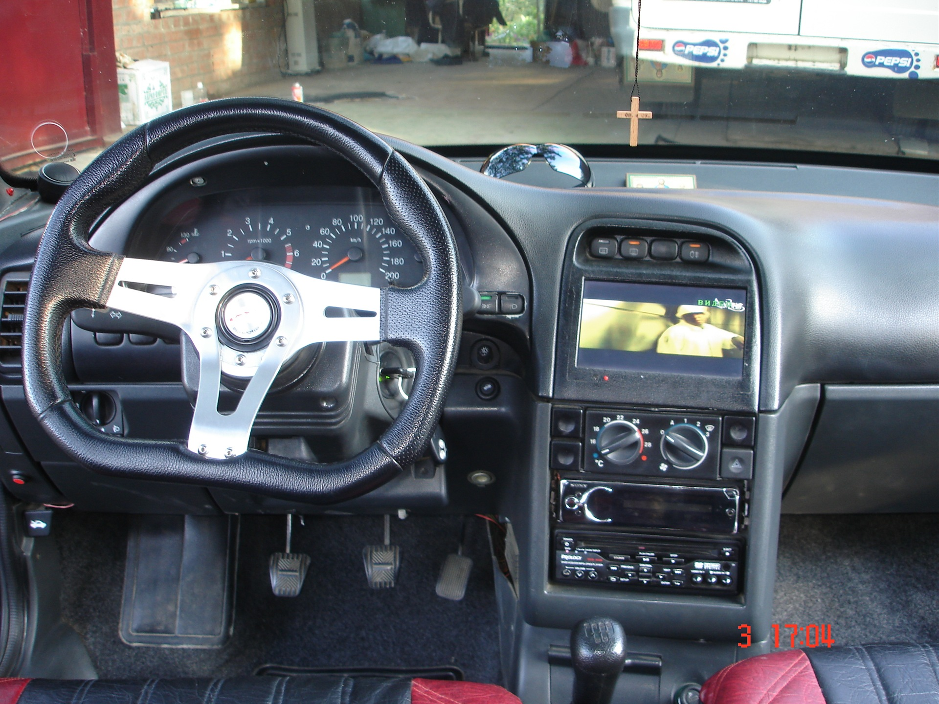 Фото №22 - тюнинг панели ВАЗ 2110 своими руками
