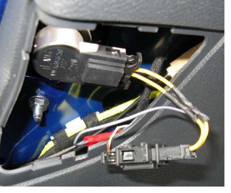 Diy Installing Oem Rear View Camera Second Part Logbook