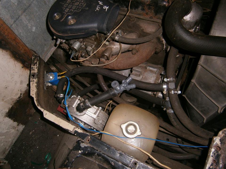 клапан газового оборудования электрочасть