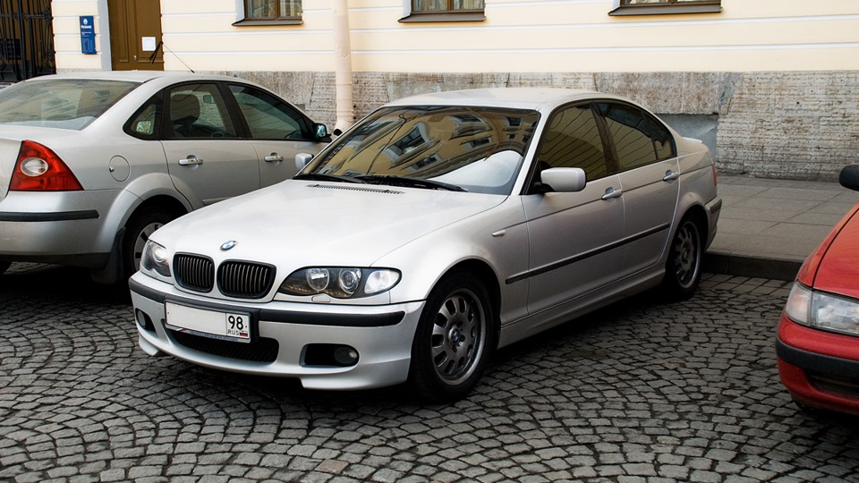 bmw 3 series e46 restyling m paket ii drive2. Black Bedroom Furniture Sets. Home Design Ideas