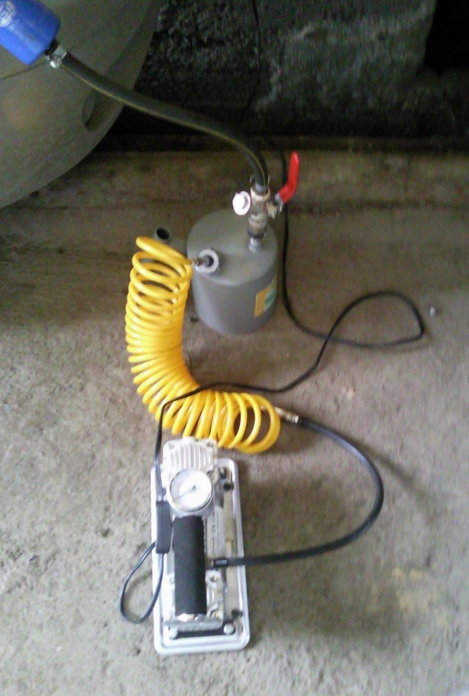 Промывка инжектора своими руками на дэу матиз