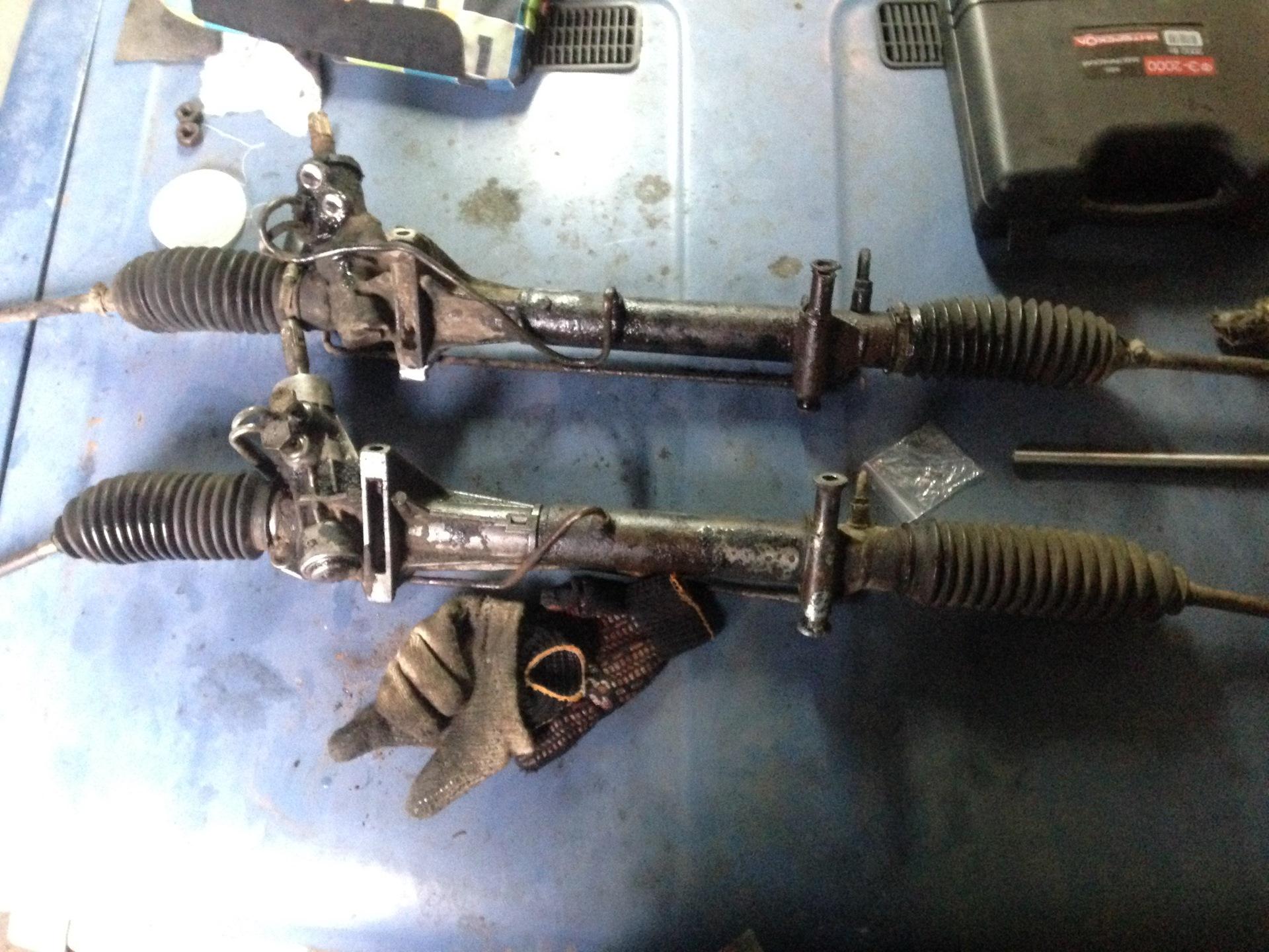 карданчик рулевой вольво 940 trw