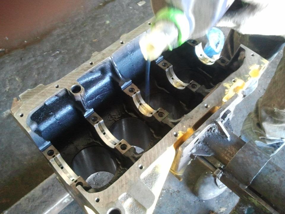 Сборка двигателя ваз 21083 инструкция