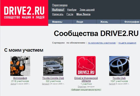 Блог сообщества DRIVE2 Мурманская область - DRIVE2