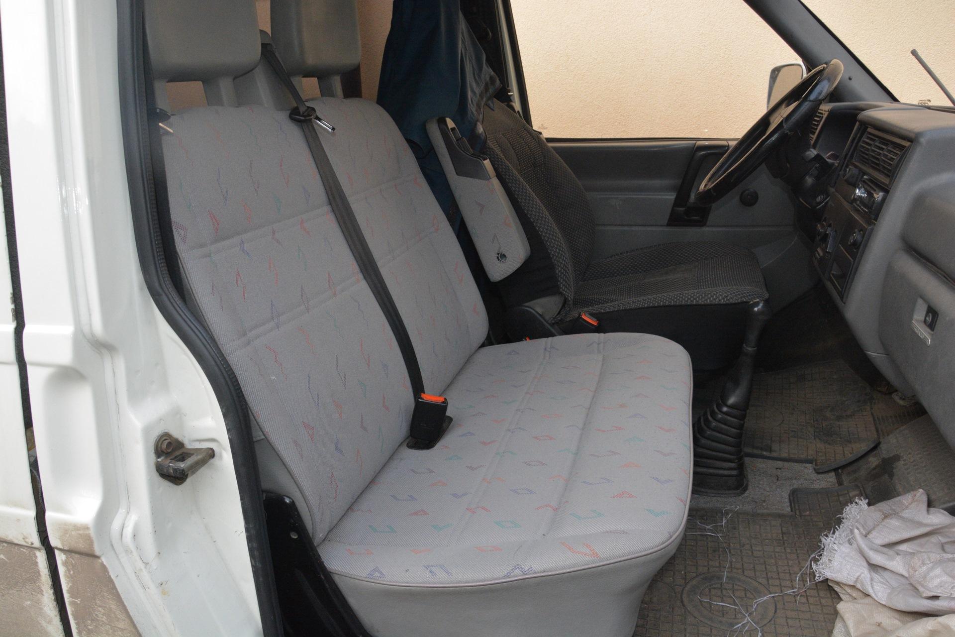 Чехлы на автомобильные сиденья т4 транспортер фольксваген транспортер бу из германии