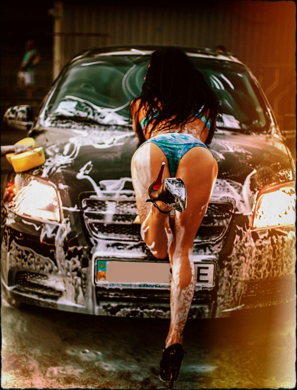 Автомойки бикини
