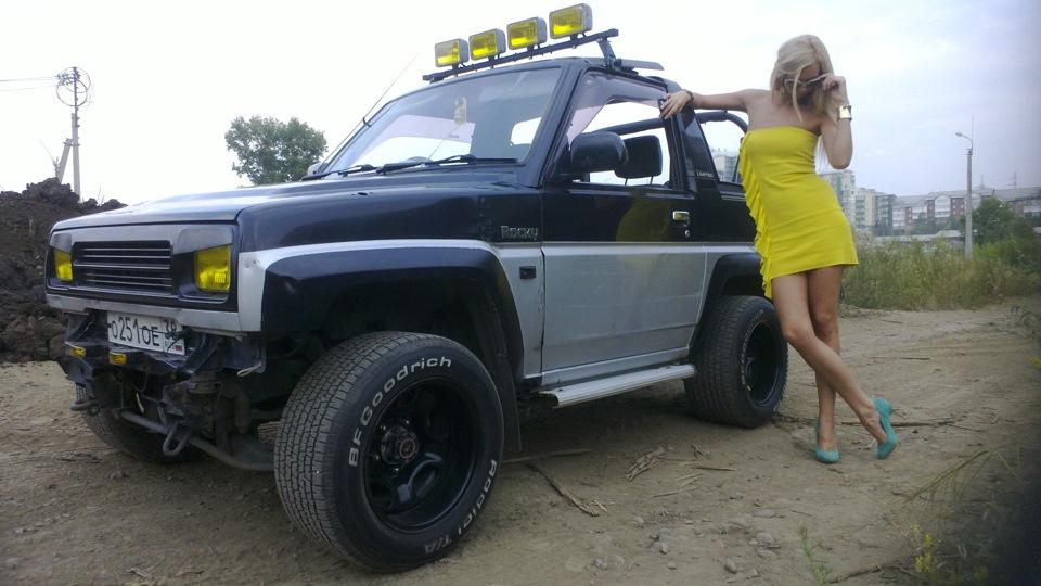 Daihatsu Rocky CheRocky | DRIVE2