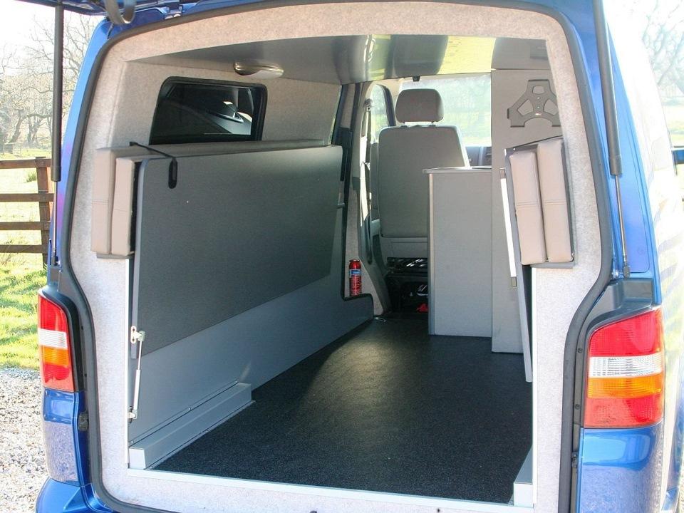 practical motorhome doubleback vw camper. Black Bedroom Furniture Sets. Home Design Ideas