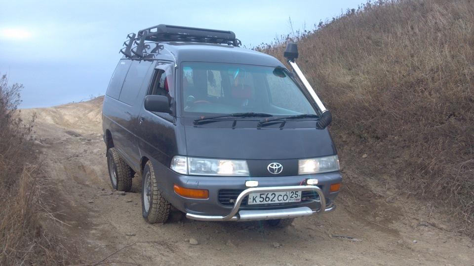 Toyota town ace ремонт своими руками
