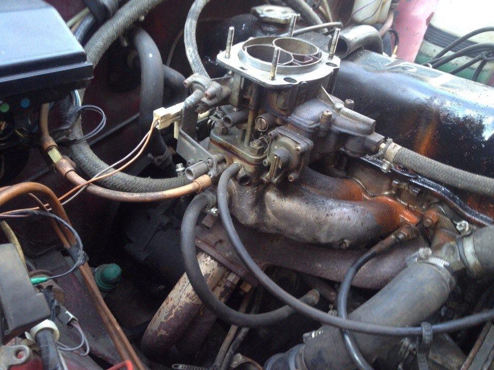 Ваз 2104 карбюратор ремонт