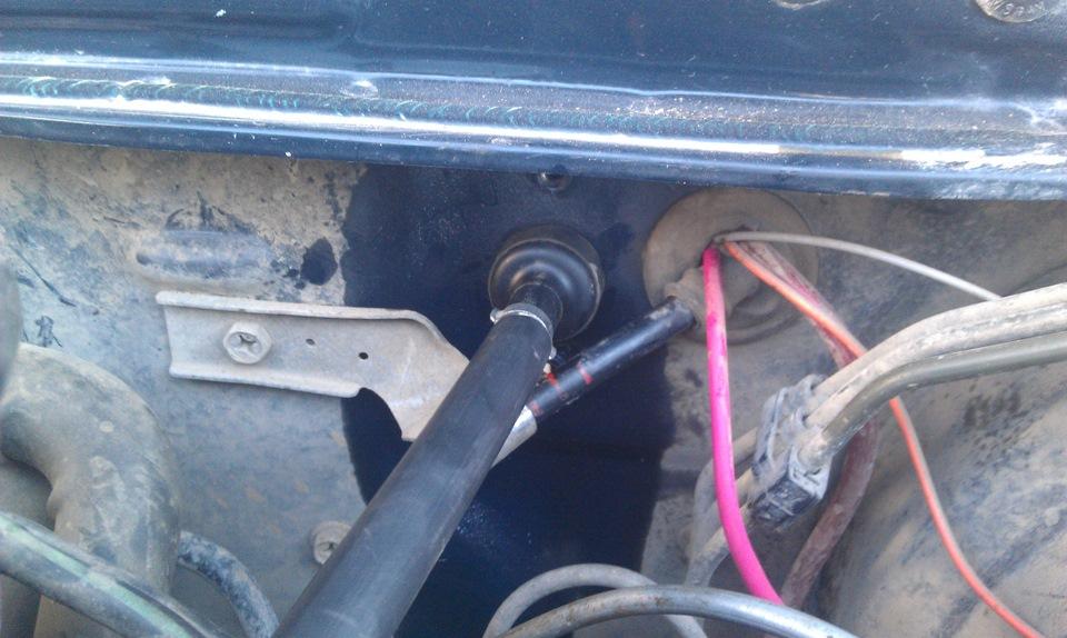 Фото №5 - тросик газа ВАЗ 2110