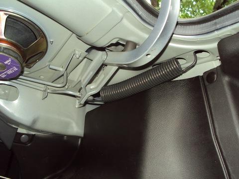 Багажник на шевроле ланос