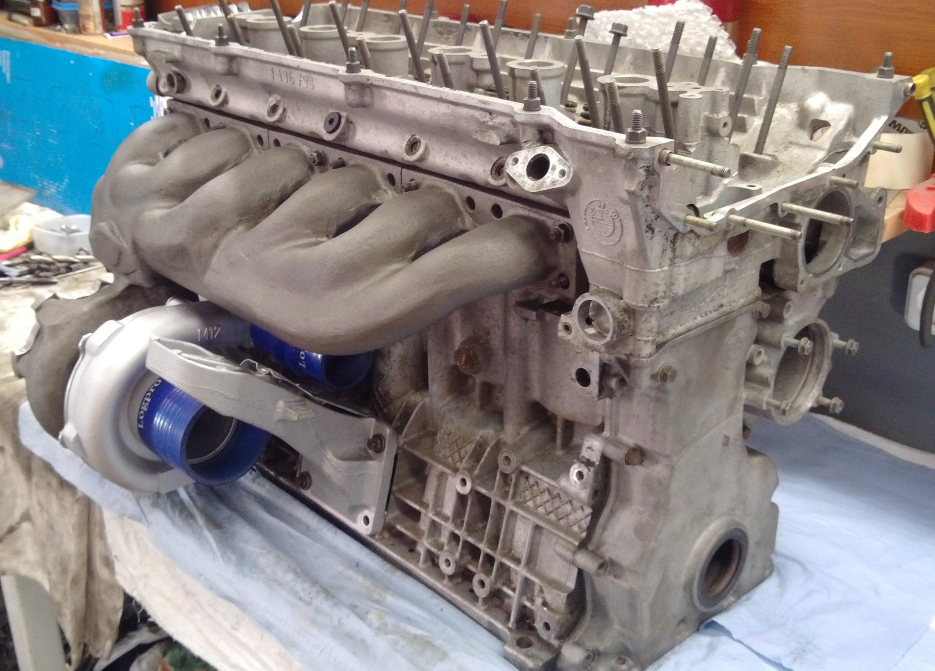 Турбо Кит на BMW M50 — M54  Часть 1  — BMW 3 series Coupe, 2 0 л