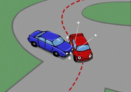 Правила проезда перекрестков 13