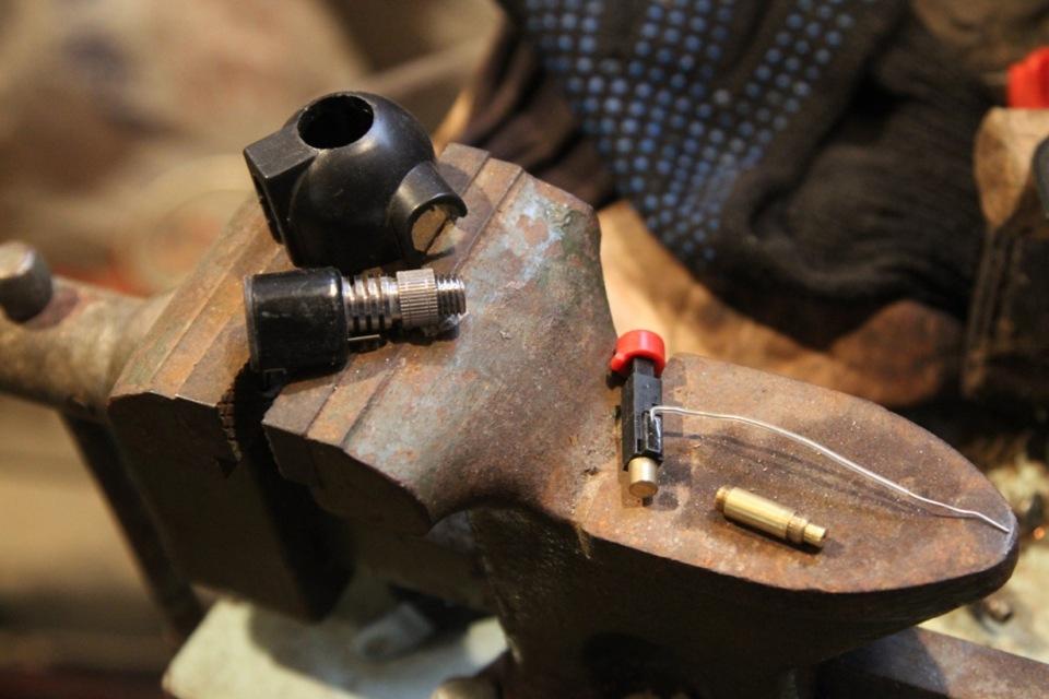 aafbfau 960 - Чертежи переходника для заправки природным газом