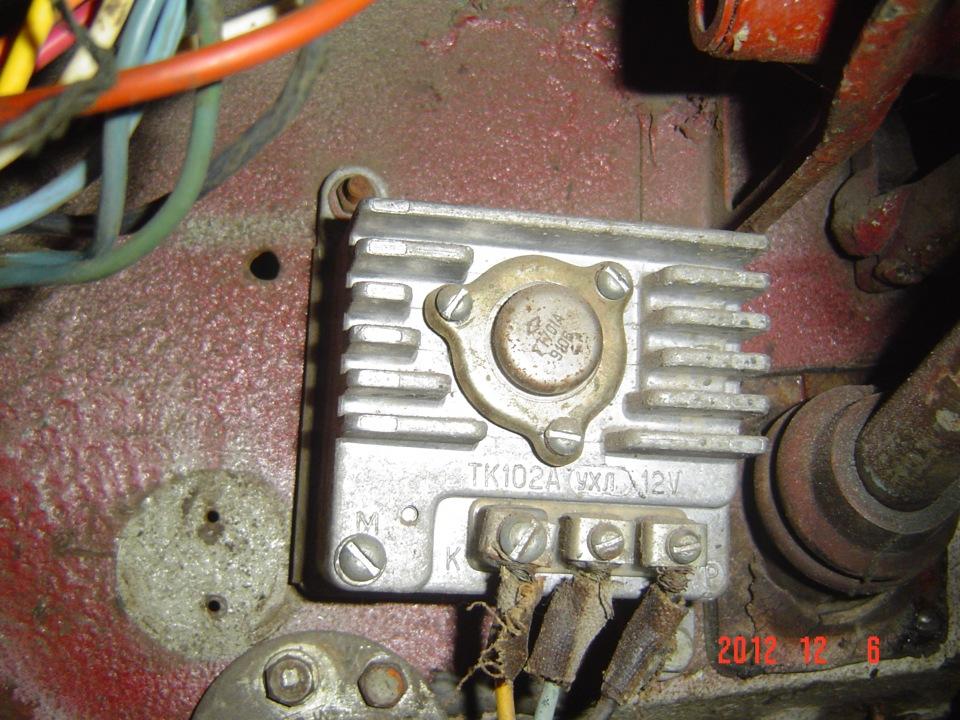 Электронное зажигание ЗАЗ 965
