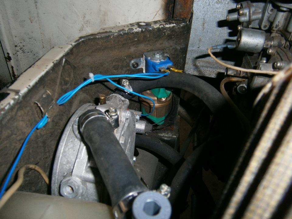 Как установить газовое оборудование своими руками 8