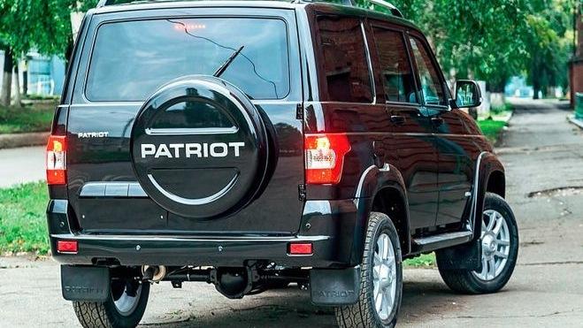 Обновленный уаз патриот поступил в продажу.
