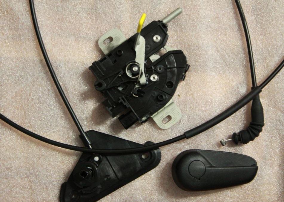Ремонт замка капота форд фокус 2 своими руками
