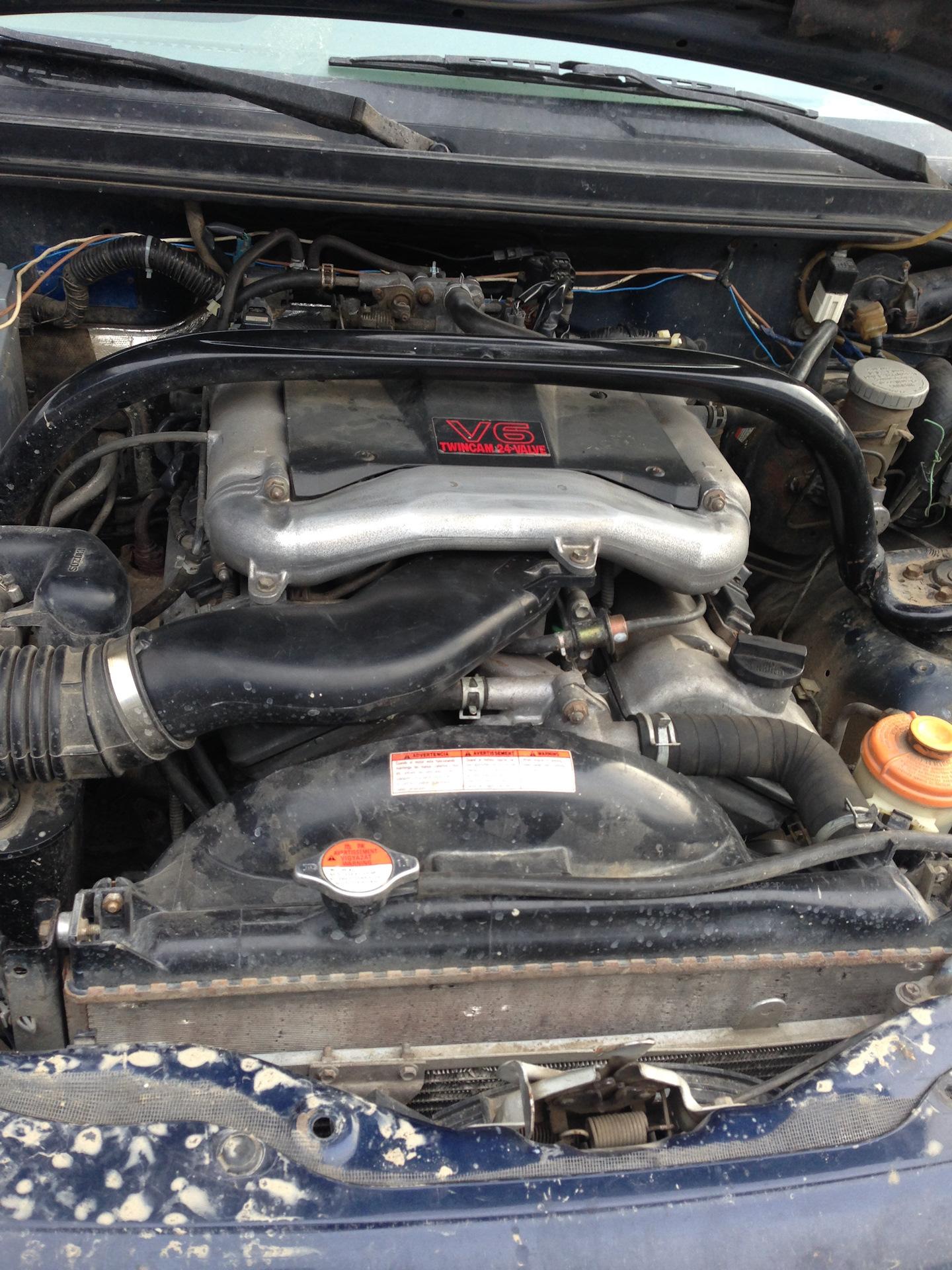 Продам двигатель h25a — Suzuki Grand Vitara, 2 5 л , 1999